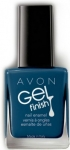 "AVON COLOR - żelowy lakier do paznokci ""Gel Finish"" =MARINE BLUE="