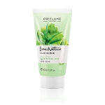 LOVE NATURE - ALOE VERA - scrub do twarzy z aloesem 50ml