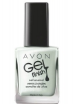 "AVON COLOR - żelowy lakier do paznokci ""Gel Finish"" =SNOW STAR="