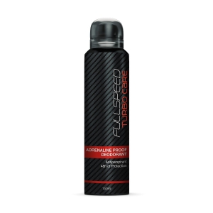 FULL SPEED TURBO CARE - perfumowany dezodorant w sprayu 150ml