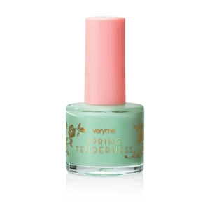 VERYME - SPRING TENDERNESS - lakier do paznokci =TENDER GREEN=