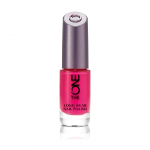 "THE ONE - lakier do paznokci ""Long Wear"" z technologią 'Expert Gel' =HOT FLAMINGO="
