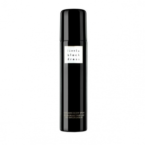 LITTLE BLACK DRESS - dezodorant do ciała - body spray 75ml