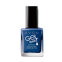 "AVON COLOR - żelowy lakier do paznokci ""Gel Finish"" =ROYAL VENDETTA="