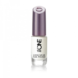 "THE ONE lakier do paznokci ""Long Wear"" z technologią 'Expert Gel' =WHITE VISION="