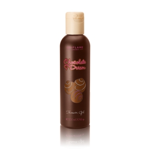 CHOCOLATE & DREAM - żel pod prysznic z czekoladą i neutralnym pH 200ml