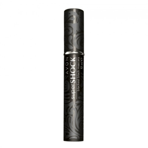 AVON COLOR - tusz do rzęs SuperShock =BLACKEST BLACK=