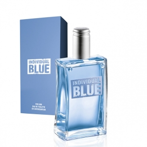 INDIVIDUAL BLUE FOR HIM - woda toaletowa 100ml