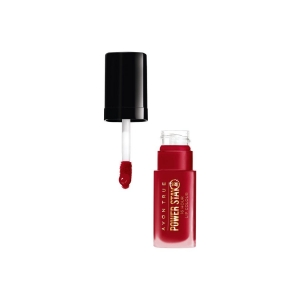 AVON TRUE POWER STAY matowa szminka w płynie 16h RESILIENT RED
