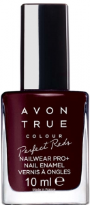 "TRUE COLOUR - PERFECT REDS -  lakier do paznokci ""Nailwear Pro+"" =TWEED="