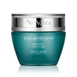 NOVAGE - true perfection - odnawiający krem na noc 50ml