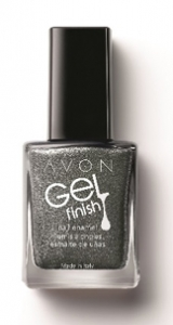 "AVON COLOR - żelowy lakier do paznokci ""Gel Finish"" =STERLING="