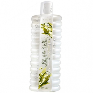 "BUBBLE BATH - płyn do kąpieli ""Lily of the Valley / Biała konwalia"" 500ml"