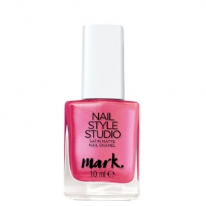 MARK - NAIL STYLE STUDIO - satynowy lakier do paznokci =ELECTRIC DANCER=