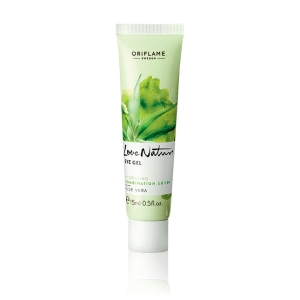LOVE NATURE - ALOE VERA - żel do okolic oczu z aloesem 15ml