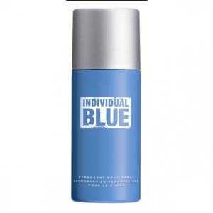 INDIVIDUAL BLUE FOR HIM - dezodorant do ciała w sprayu (body spray) 150ml