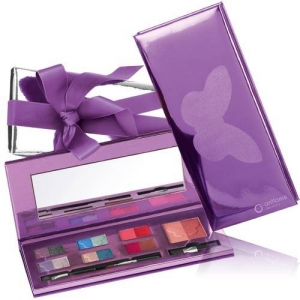 "ORIFLAME BEAUTY - paleta do makijażu ""Christmas Butterfly"""