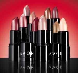 "AVON COLOR - szminka ""Colour Style / Stylowy kolor"" =PEACH PASSION="