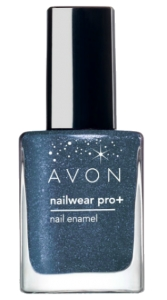 "AVON COLOUR - lakier do paznokci ""Nailwear Pro+"" =COSMIC TRIP="