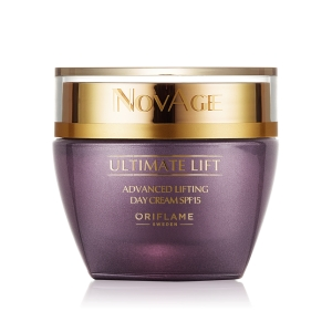 NOVAGE - ULTIMATE LIFT - krem liftingujący na dzień SPF15 50ml