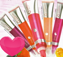 "ORIFLAME BEAUTY - błyszczyk do ust ""Gloss Berries"" =BLACKBERRY PUNCH= 12ml"