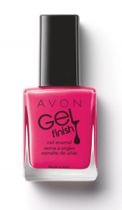 "AVON COLOR - żelowy lakier do paznokci ""Gel Finish"" =PARFAIT PINK="