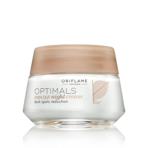 OPTIMALS - EVEN OUT - krem na noc do skóry z przebarwieniami 50ml