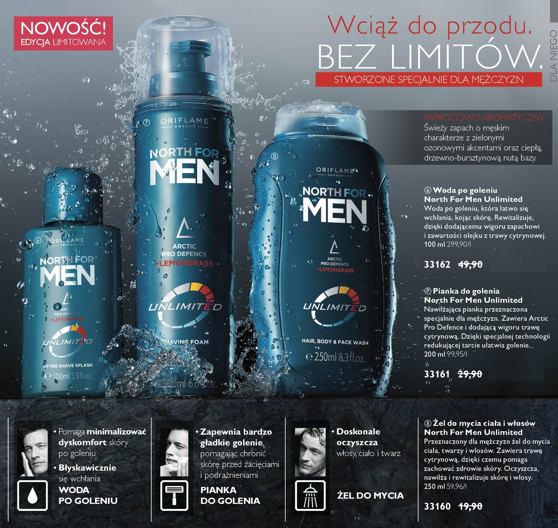 NORTH FOR MEN UNLIMITED