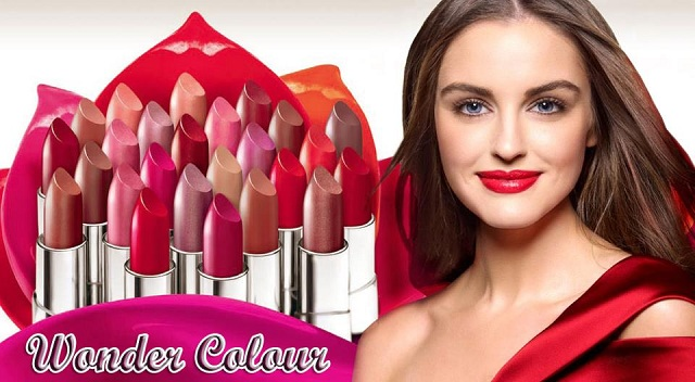 ORIFLAME BEAUTY pomadka Wonder Colour