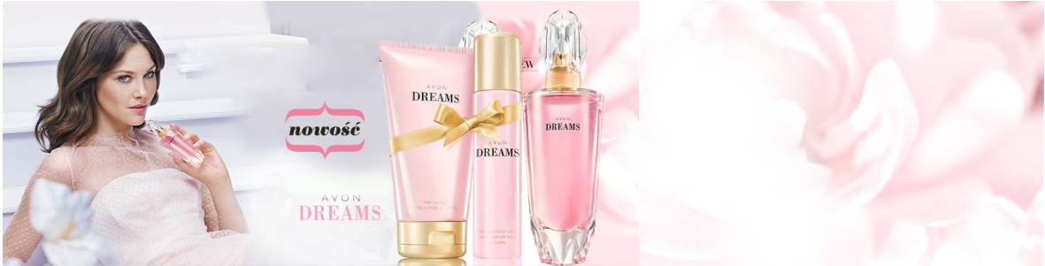 AVON DREAMS + prezenty
